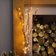 Willow Twig Lights 50 LED