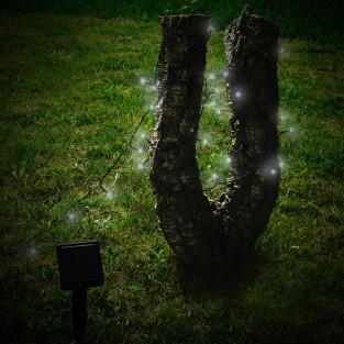 Solar 50 LED Garden Lights