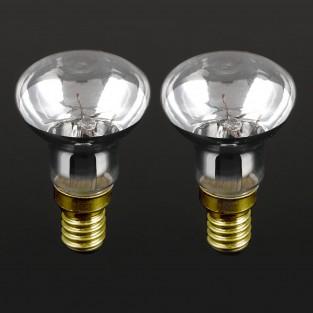 Single bulb supplied