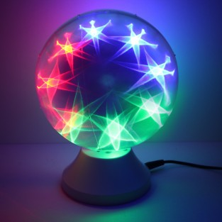 20cm Desktop Spinning Star