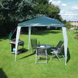 2.4m x 2.4m Gazebo Party Tent