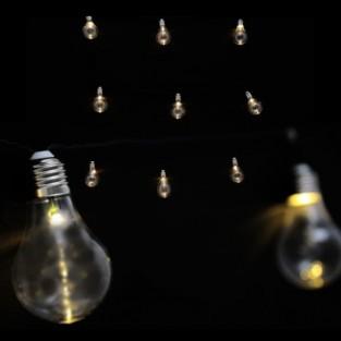 3.9m LED Bulb Garland