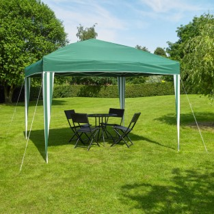3m x 3m Pop Up Gazebo Party Tent
