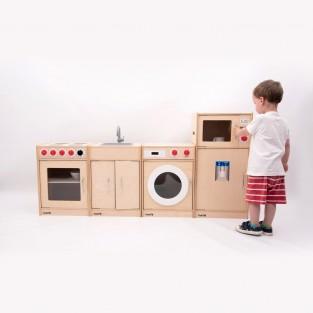 5 Piece Wooden Kitchen