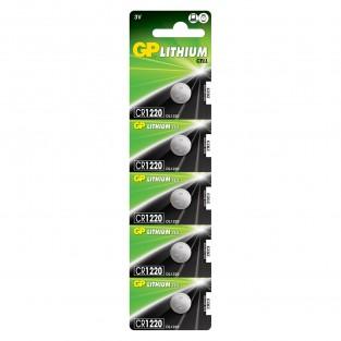 5 x CR1220 3V Batteries