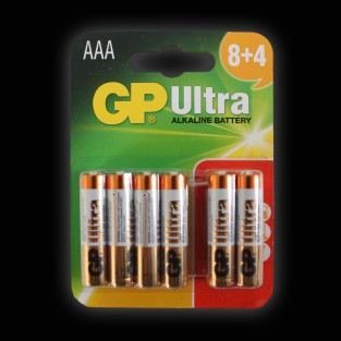AAA Batteries (12 Pack)