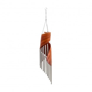 Balinese Coconut Leaf Wind Chime