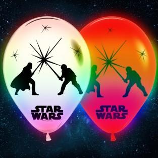Star Wars LED Balloons (5 pack)