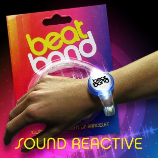 Beat Bands - Sound Activated Bracelet