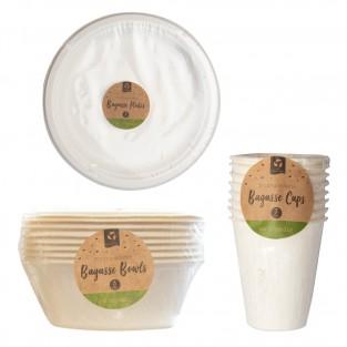Biodegradable Bagasse Tableware