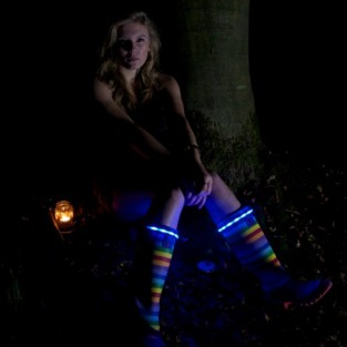 LED Welly Lights