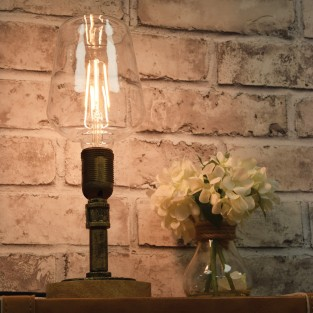 Lyyt Vintage Clear Decorative Bulb L120