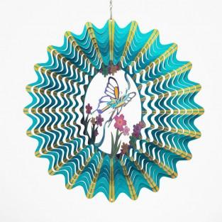 Butterfly Wind Spinner