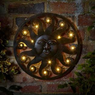 Celestial Sun Wall Decor