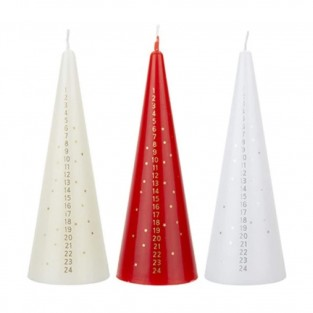 Cone Advent Candle