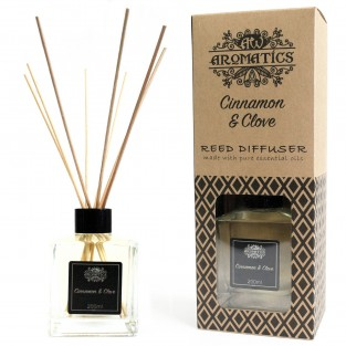 Cinnamon & Clove Reed Diffuser 200ml