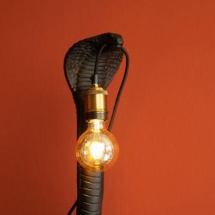 Cleo Snake Lamp