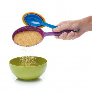 Colourworks Bright Measuring Cup Set