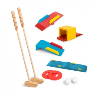 Crazy Golf Set