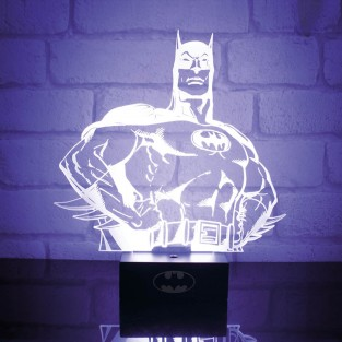 DC Comics Batman Hero Light