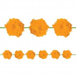 Diwali Fluffy Floral Garland