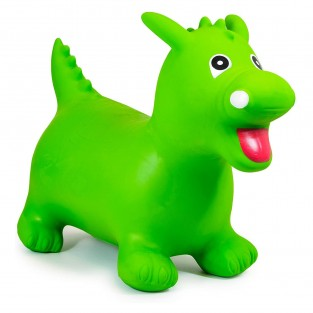 Dragon Inflatable Hopper