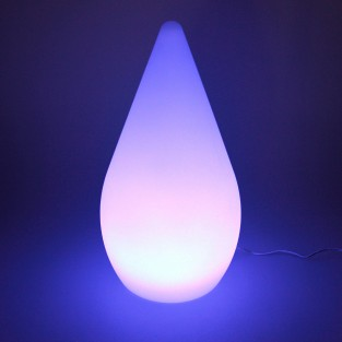 Light Up Rechargeable Droplet