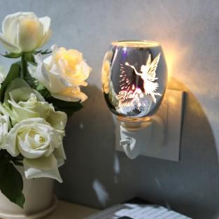 Fairy 3D Plug in Oil/Wax Melt Warmer