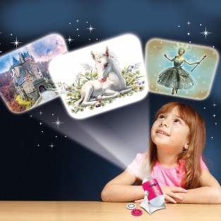 Fairy Tale Projector and Night Light