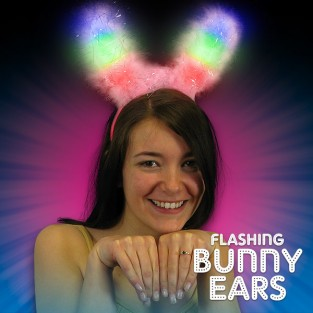 Light Up Bunny Ears