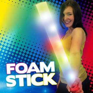 Flashing Foam Stick - LARGE