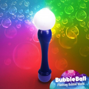 Light Up Bubble Ball Wand Wholesale