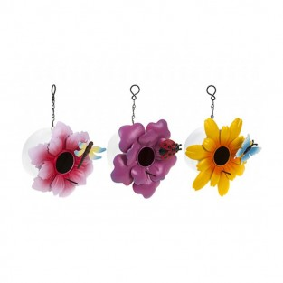 Flower Birdhouse (3 pack)