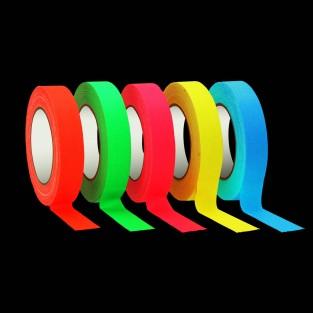 Fluorescent Gaffa Tape