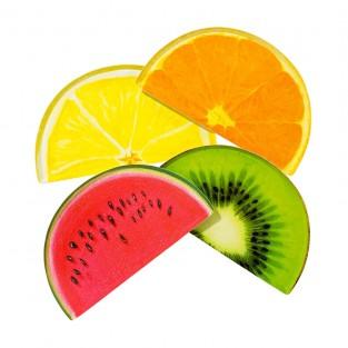 Fruit Slice Paper Plates x 12