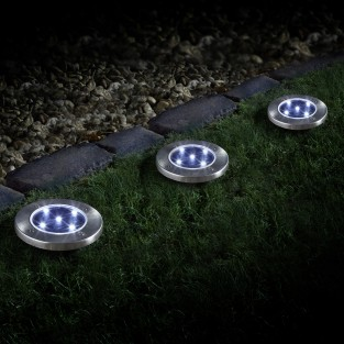 Solar Up Lights (3 pack)