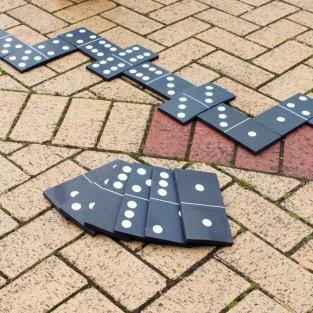 Garden Dominoes