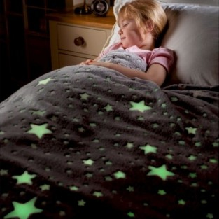 Glow in the Dark Blanket