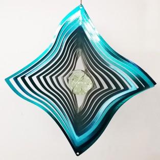 Glow Ball Diamond Wind Spinner