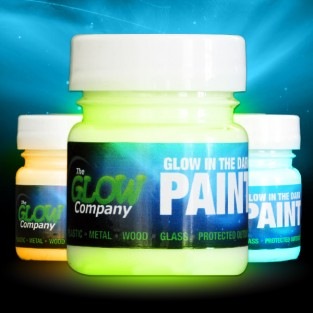 Glow in the Dark Paint 30ml