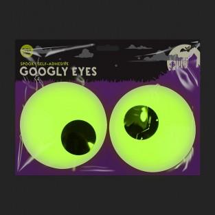 Glow in the Dark Googly Eyes