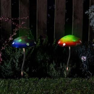 Glow Shrooms