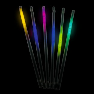Glow Straws Cocktail Stirrer (25 pack)