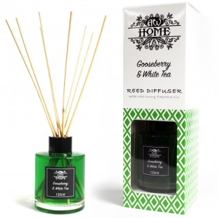 Gooseberry & White Tea Reed Diffuser 120ml