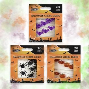 Halloween String Lights (3 pack)