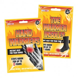 Instant Hand and Toe Warmers