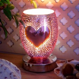 Heart 3D Burner