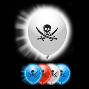 Illoom Balloons Pirate (5 Pack)