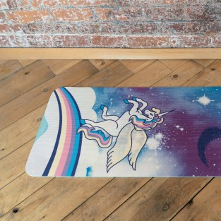 Kids Unicorn Yoga Mat