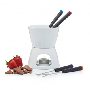 Kitchen Craft Chocolate Fondue Set